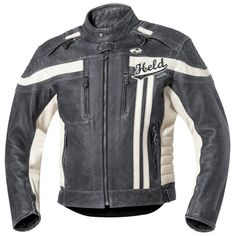Held Harvey 76 Retro Leather Jacket - 0904644346 - ktmart.vn 1