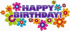 30 New and exclusive HD Birthday wishes Images - Happy Birthday to you! - Happy Birthday wishes! Unique Birthday Wishes, Happy Birthday Clip Art, Birthday Clips, Happy Birthday Wishes Images, Birthday Gift Cards, Happy Birthday Flower, Birthday Card Template, Birthday Greetings Quotes, Birthday Quotes