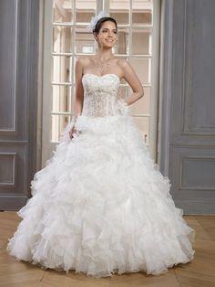Robe de mariée Brissac