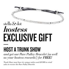 Your exclusive Hostess gift | Stella & Dot
