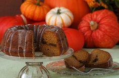 Green Valley Organics Lactose Free Pumpkin Sour Cream Bundt Cake