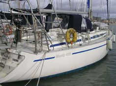 1990 Moody 425 Sail Boat For Sale - www.yachtworld.com