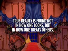 When the geek comes out/Beauty and the Beast.