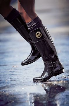 Now these are some FUN rainboots!!!