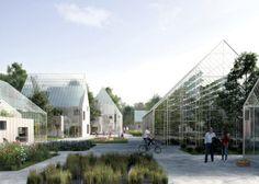 Chamada de ReGen Villages, a proposta vai ser apresentada no Pavilhão da Dinamarca durante a Bienal de Veneza