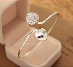 Hearty Großartige Ring Armreif Schlange Schlange Silber Neu Größe 62 Precious Metal Without Stones
