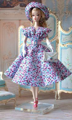 Tenue Outfit BArbie Silkstone Collector Classique Vintage ET Fashion Royalty | eBay