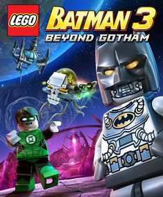 #LEGO #Batman 3: Beyond Gotham Video Game - http://www.thebrickfan.com/lego-batman-3-beyond-gotham-video-game-officially-announced/