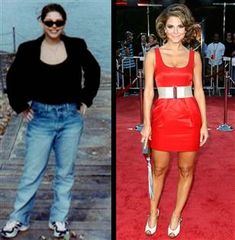 How Maria Menounos went from a size 14 to a size 4. KRAV MAGA!!