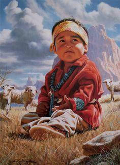 Alfredo Rodriguez (2): 인디언 소년 & 소년과 소녀 ...