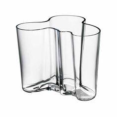 De Aalto vaas is nog steedseen icoon van modern design.