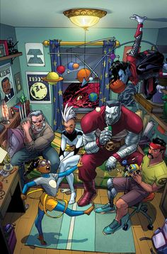 MOON GIRL AND DEVIL DINOSAUR #17