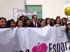 BUAP aumentará seguridad para estudiantes: Esparza