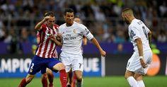⚽️ TUTTO CALCIO ⚽️: VOTI Real-Atletico: 4,5, un FANTASMA!