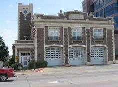 Central Fire Station Sioux Falls 1 - National Register of Historic Places listings in Minnehaha County, South Dakota - Wikipedia, the free encyclopedia