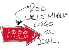 Chopard Mille Miglia 2015 Design Notes red MM logo - Perpetuelle