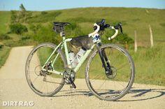 Anatomy of a gravel race bike: my Dirty Kanza 200 rig | Dirt Rag