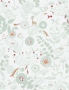 All wall murals and designer wallpapers Paper Child, House Deck, All Wall, Photo Wallpaper, Designer Wallpaper, Background Patterns, Botanical Gardens, Wall Murals, Pattern Design