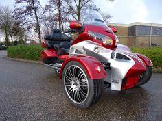 Sturgis Trike R18 Conversion kit for Honda GL1800 ,F6b and F6c (Valkyrie)