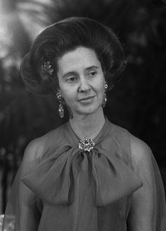 """""""Their Majesties the King and Queen and Members of the Royal Family of Belgium announced with great sadness the death of Her Majesty Queen Fabiola. She died this evening at Chateau Stuyvenberg in Brussels."""""""