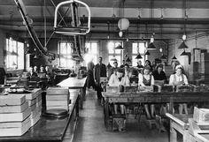 HANNOVER  * Deutsche Grammophon - Historische Bilder hanover germany