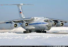 Ilyushin Il-76MD aircraft picture
