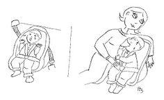 My breastfeeding cartoons: Emergency feed Breastfeeding toddlers, extended breastfeeding, biological nurturing. I love these cartoons! Breastfeeding Toddlers, Extended Breastfeeding, Cartoons, Cartoon, Cartoon Movies, Comics And Cartoons, Comic Books, Animation Movies, Animation