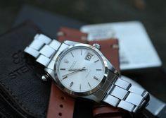 #Rolex #Oysterdate #Precision #6694 #1963 #plexiglass #steel #vintagewatch #steinermaastricht #maastricht #thenetherlands