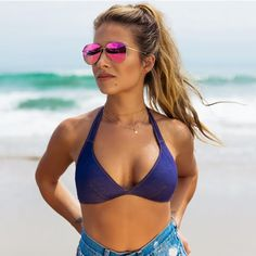 The Jessie James Decker edition Dash aviator by DIFF Eyewear featuring pink mirror color grey tint polarized lenses, stainless steel gold color frame. Jojo And Jordan, Jesse James Decker, Jessica James, Eric Decker, Country Style Outfits, Hello Ladies, Pink Mirror, Female Stars, Bikini Pictures