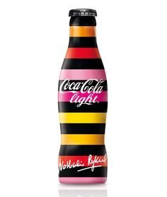 Nathalie Rykiel for Coca Cola Light