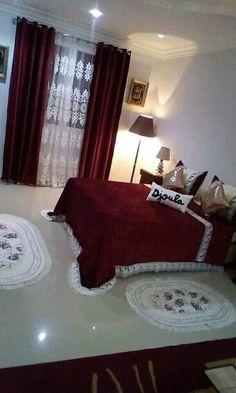 Teen Bedroom, Bedroom Apartment, Bedroom Wall, Bed Sheet Sets, Bed Sheets, Draps Design, Bed Cover Design, Baby Doll Bed, Romantic Bedroom Decor