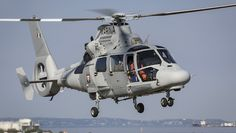 Airbus Helicopters entrega el primer AS565 MBe Panther a la Marina Mexicana