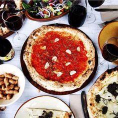 Menu - Gigi Pizzeria - Woodfired Pizza Napoletana in Newtown, Sydney - Gigi Pizzeria Newtown