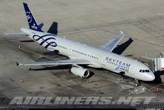 Airbus A321-231 - SkyTeam (China Southern Airlines) | Aviation Photo #3969101…