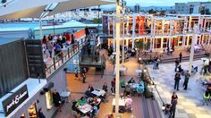 """A short video that shows how the Downtown Container Park is bringing new life to downtown Las Vegas.   """"Just listen to the music of the traffic in the city Linger on the sidewalk where the neon signs are pretty. How can you lose? The lights are much brighter there You can forget all your troubles, forget all your cares and go Downtown, things'll be great when you're Downtown, no finer place for sure, Downtown, everything's waiting for you"""" #LasVegas #dtlv #ContainerPark #Vegas #ContainerParkLV"""