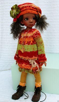 Fall Sweater Dress Set for Talyssa Yani Mei Mei MSD Kaye Wiggs Dolls by Barbara | eBay