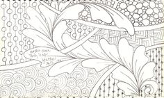 Quilt Designs.....from My Sketch Book