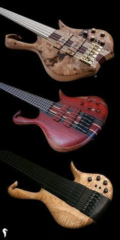 Aries electric basses