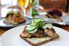 Frikadeller: Denmark's Most Closely Guarded Secret | Danish Open Sandwiches (Smørrebrød)