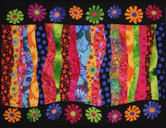 CONTINUOUS CURVES Beth Miller Quilts