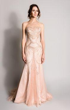 Traum in - nicht weiß!!! andersfarbige Brautkleider