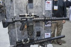 The big news from Heckler and Koch this year is unquestionably their suppressed keymod MR556 and MR762 rifles that are going to the civilian...