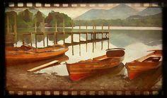 #Nature  #camp #Lake  #cartoonizer