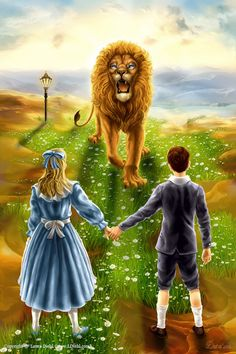 Tags: Anime, Disney, The Chronicles of Narnia, Aslan (Lion), Digory Kirke