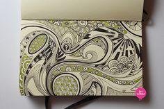 Moleskine illustration #17: ?