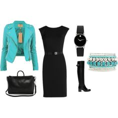 LBD con un twist de color