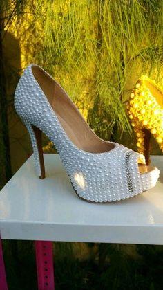 Compre Sapato Customizado no Elo7 por R  190 5f8312d36023
