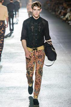 Dries Van Noten Spring 2014 Menswear - Collection - Gallery - Style.com