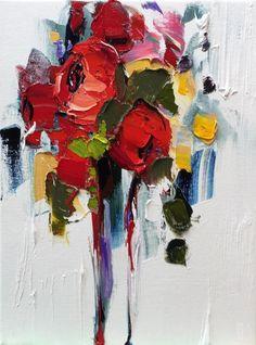 "Kimberly Kiel - Pulling You Away - 16"" x 12"" - oil on canvas"