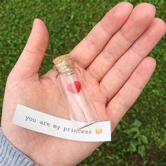 You are my princess    Schreibe deine Liebesbotschaft auf lieblingsbrief.de und…